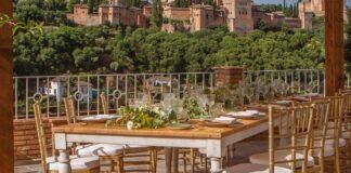 Restaurantes con terraza en Granada